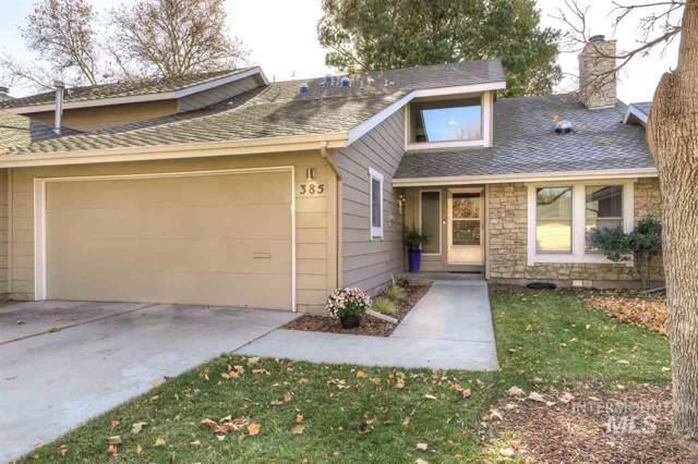 385 W Charlwood, Boise, ID 83706 (MLS #98749236) :: Boise River Realty
