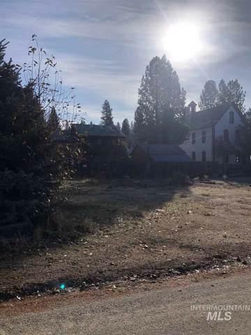606 Montgomery, Idaho City, ID 83631 (MLS #98749319) :: New View Team