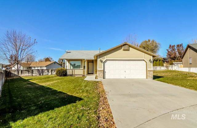 123 Cougar Ct., Nampa, ID 83687 (MLS #98749328) :: Boise River Realty