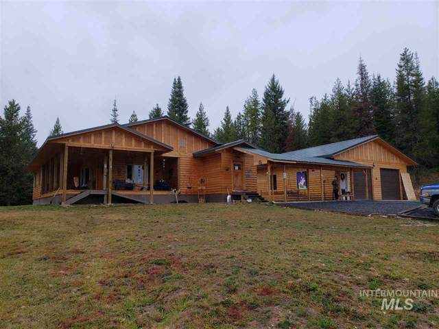 4500 Erickson Ridge Road, Elk City, ID 83525 (MLS #98749332) :: Idahome and Land