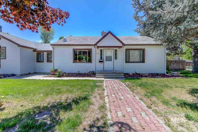 5817 W Robertson Dr, Boise, ID 83709 (MLS #98749464) :: Juniper Realty Group