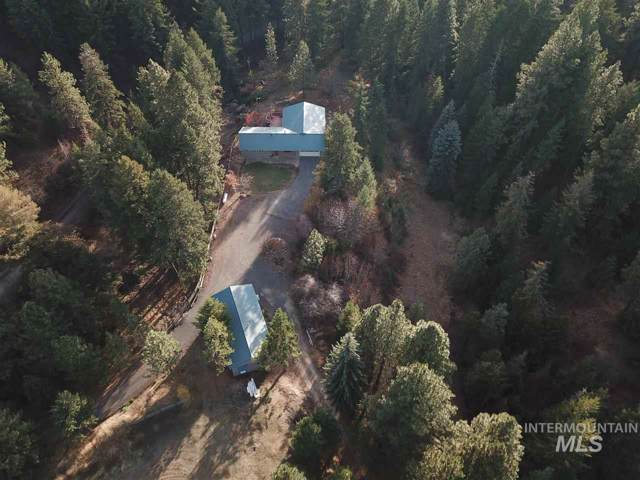 1140 Lyon Rd., Moscow, ID 83843 (MLS #98749588) :: Boise River Realty