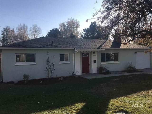 2911 W Kathryn St, Boise, ID 83705 (MLS #98749625) :: Juniper Realty Group
