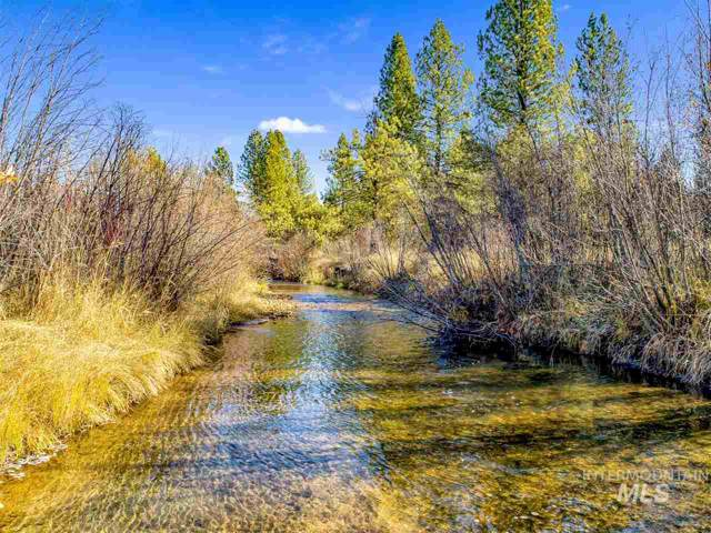 Lot 9 Mountain Meadow, Idaho City, ID 83716 (MLS #98749671) :: New View Team