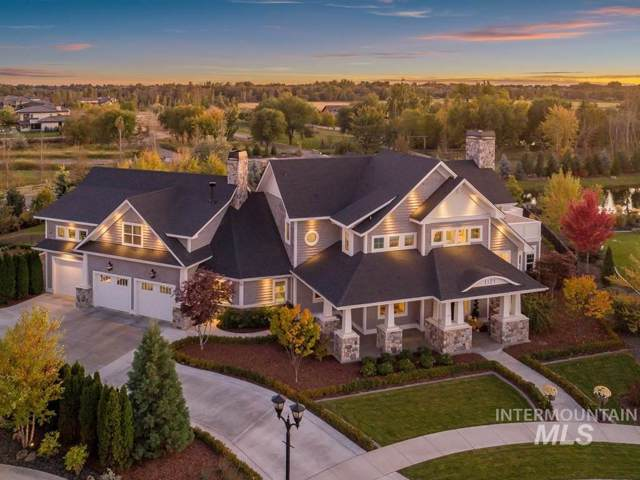 1121 S Brentbrook Ln, Eagle, ID 83616 (MLS #98749823) :: Jon Gosche Real Estate, LLC
