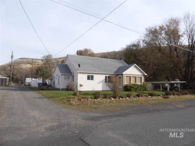 175 18th St, Pomeroy, WA 99347 (MLS #98749846) :: Team One Group Real Estate