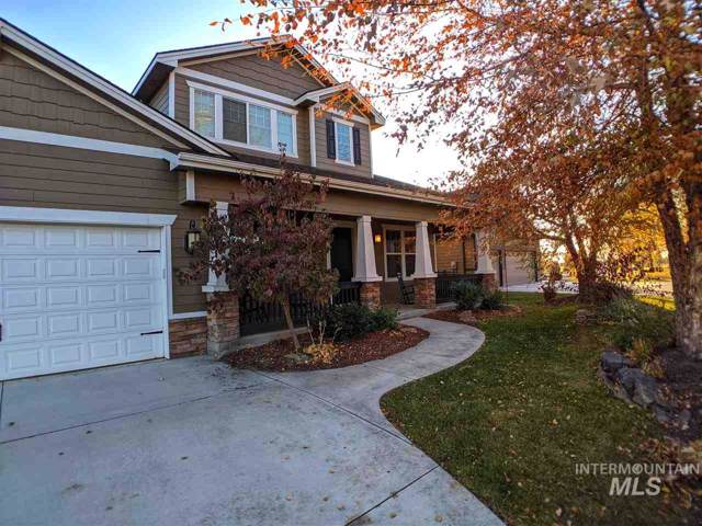 5057 W Eagle Landing Ct, Eagle, ID 83616 (MLS #98749849) :: Minegar Gamble Premier Real Estate Services