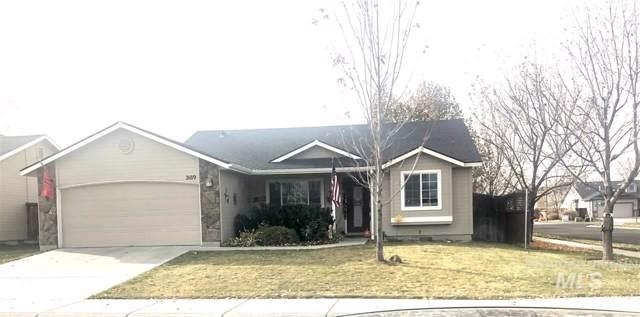 2189 N Arrow Wood Ave, Meridian, ID 83686 (MLS #98749868) :: Boise River Realty