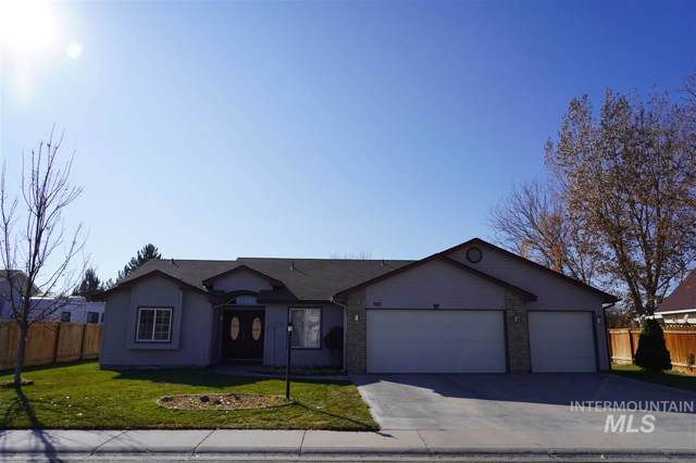 507 Arrowhead Drive, Nampa, ID 83686 (MLS #98749869) :: Team One Group Real Estate