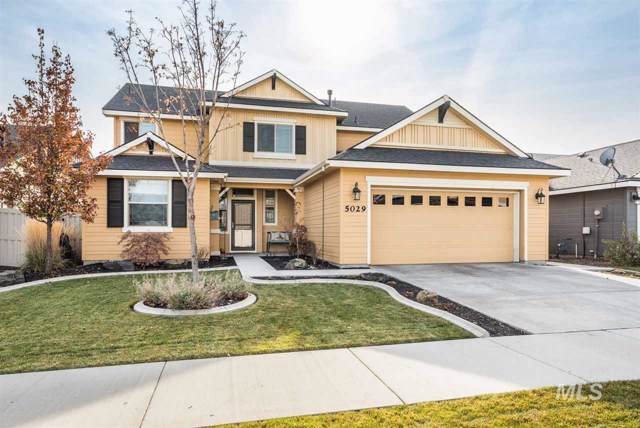 5029 W Astonte, Meridian, ID 83646 (MLS #98749913) :: City of Trees Real Estate