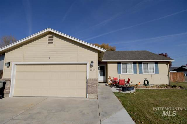 1018 W Dakota Ave, Nampa, ID 83686 (MLS #98749917) :: Juniper Realty Group