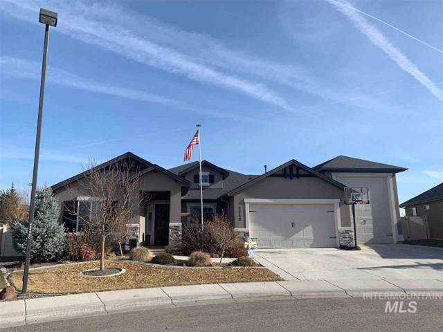3240 S Cannon Way, Meridian, ID 83642 (MLS #98749918) :: Epic Realty