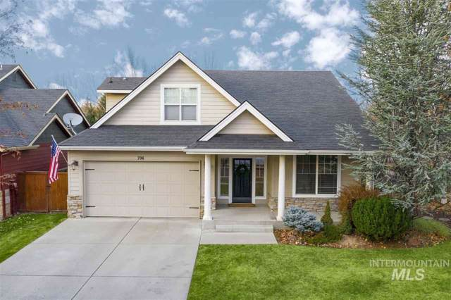 706 E. Whitney, Eagle, ID 83616 (MLS #98749929) :: Team One Group Real Estate