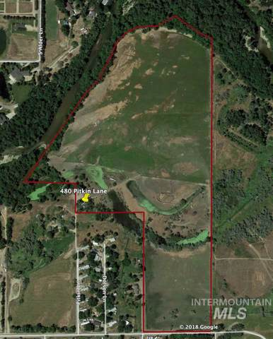 480 S Pitkin Lane, Eagle, ID 83616 (MLS #98749946) :: Boise River Realty