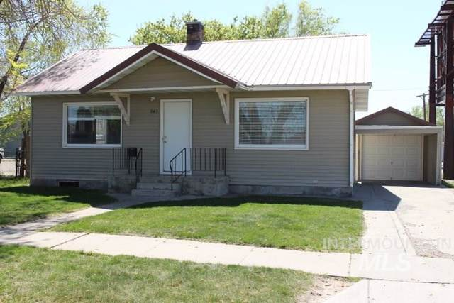 843 Main Ave. West, Twin Falls, ID 83301 (MLS #98749972) :: Boise River Realty