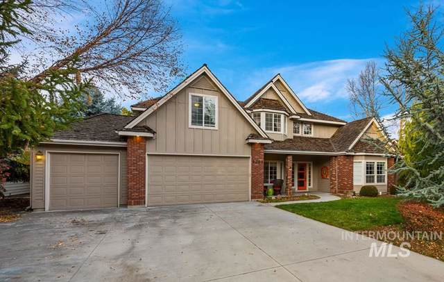 9304 W Beachside Lane, Garden City, ID 83714 (MLS #98749975) :: Navigate Real Estate