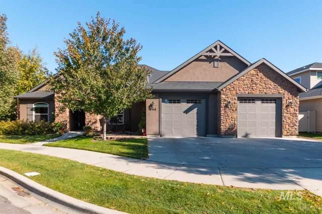 644 N Pincushion, Eagle, ID 83616 (MLS #98749996) :: Team One Group Real Estate