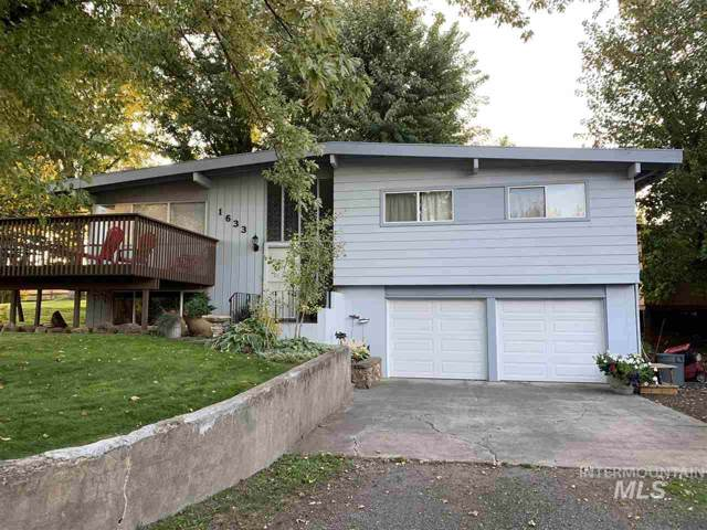 1633 Richardson Avenue, Lewiston, ID 83501 (MLS #98750030) :: Boise River Realty