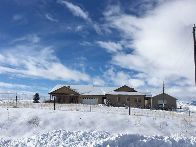 2265 Keithley Creek Road, Midvale, ID 83645 (MLS #98750059) :: Adam Alexander