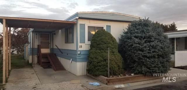 1715 W Flamingo #15, Nampa, ID 83651 (MLS #98750071) :: Team One Group Real Estate