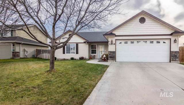 1219 W Eagle Ave, Nampa, ID 83651 (MLS #98750075) :: Givens Group Real Estate