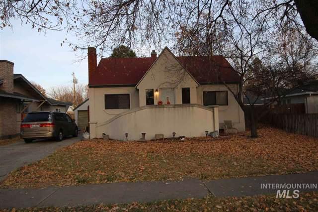 216 Pierce Street, Twin Falls, ID 83301 (MLS #98750076) :: Givens Group Real Estate