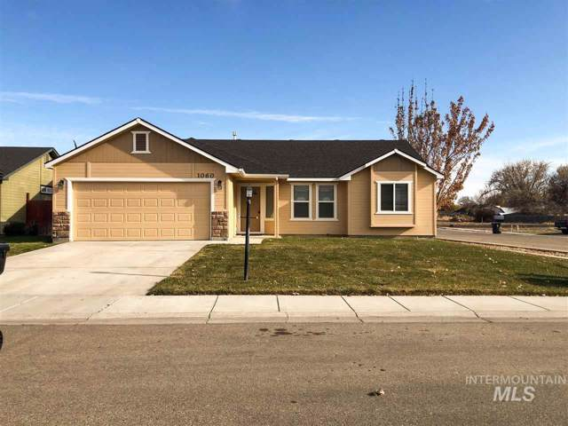1060 W 11th St, Weiser, ID 83672 (MLS #98750098) :: New View Team