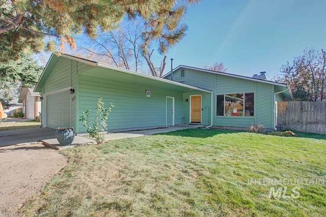 843 E Valencia, Boise, ID 83706 (MLS #98750112) :: Team One Group Real Estate