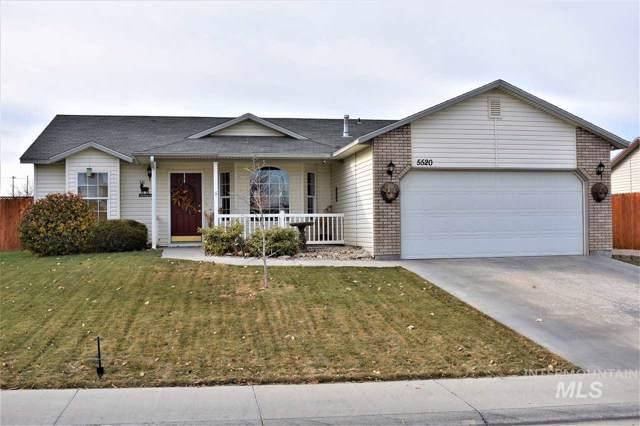 5520 Buckboard Ave., Caldwell, ID 83607 (MLS #98750114) :: Team One Group Real Estate