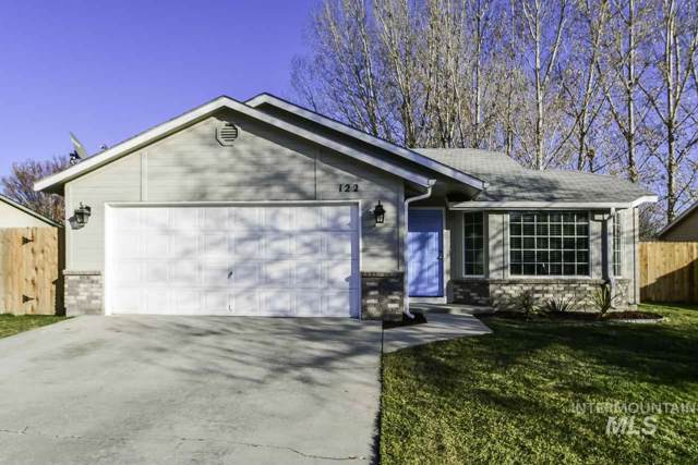 122 N Chaparal Street, Nampa, ID 83651 (MLS #98750132) :: New View Team