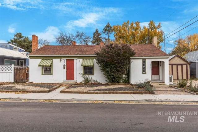 2816 W Rose Hill, Boise, ID 83705 (MLS #98750147) :: Juniper Realty Group