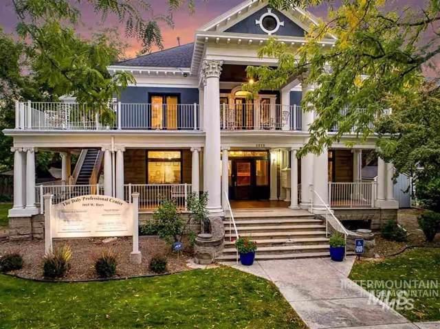 1015 W Hays Street, Boise, ID 83702 (MLS #98750185) :: Minegar Gamble Premier Real Estate Services