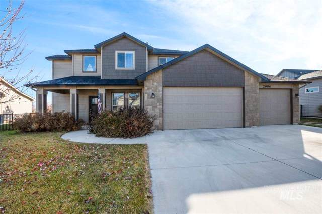 2006 N Azurite Dr, Kuna, ID 83634 (MLS #98750192) :: Minegar Gamble Premier Real Estate Services
