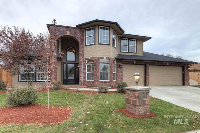 2599 S Weber Rapids Pl, Meridian, ID 83642 (MLS #98750203) :: Jon Gosche Real Estate, LLC