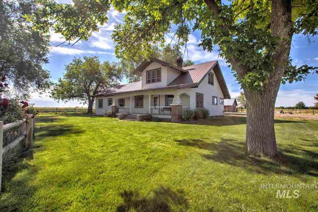 1805 E. 3550 N., Buhl, ID 83316 (MLS #98750207) :: Team One Group Real Estate