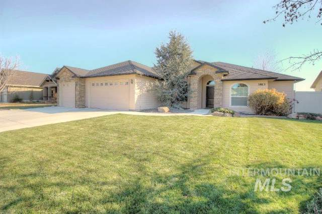 3813 Kingston Ave, Caldwell, ID 83605 (MLS #98750209) :: Full Sail Real Estate