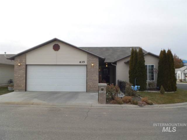 635 N Sterling St, Nampa, ID 83651 (MLS #98750219) :: Full Sail Real Estate
