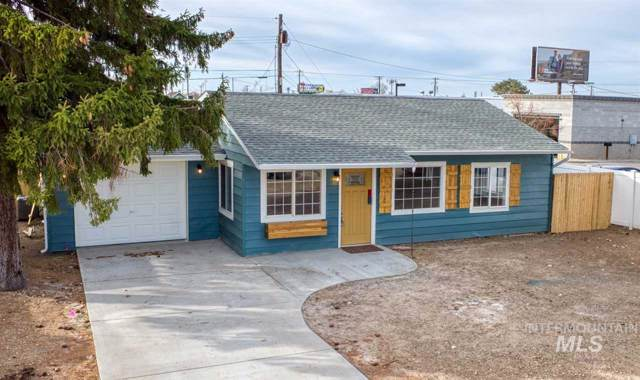 227 N Grant Street, Nampa, ID 83687 (MLS #98750266) :: Full Sail Real Estate