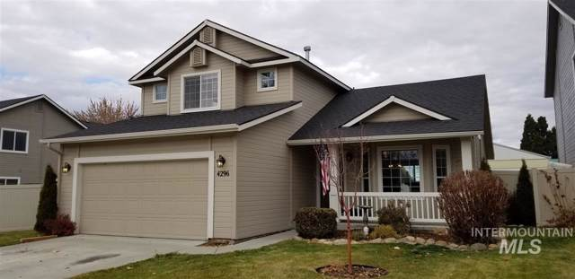 4296 E Arch Dr., Meridian, ID 83642 (MLS #98750293) :: Juniper Realty Group