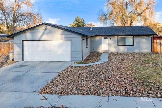 2542 S Almador Way, Boise, ID 83705 (MLS #98750312) :: New View Team