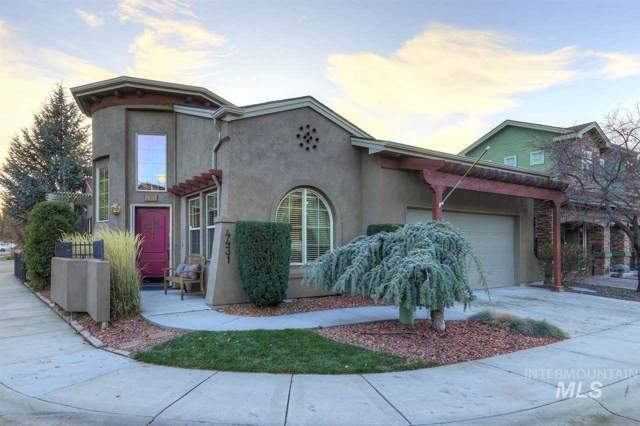 4431 N Mackenzie Ln., Boise, ID 83703 (MLS #98750319) :: Full Sail Real Estate