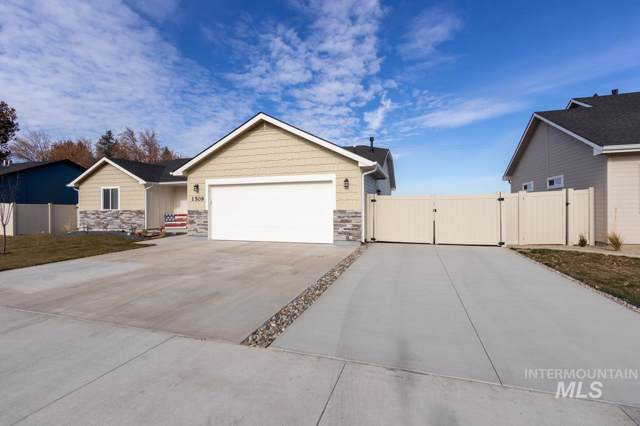 1509 Cottonwood, Fruitland, ID 83619 (MLS #98750333) :: Juniper Realty Group