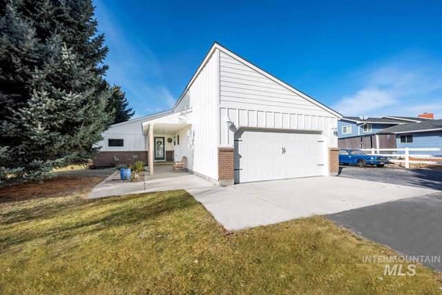 3825 S Gemini Cir, Boise, ID 83709 (MLS #98750360) :: Full Sail Real Estate