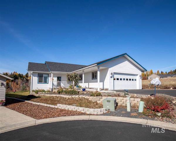 2075 Sunnyside #12, Moscow, ID 83843 (MLS #98750379) :: Juniper Realty Group