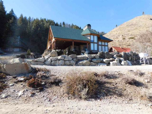 843 S Twin Pine Dr, Pine, ID 83647 (MLS #98750402) :: Jeremy Orton Real Estate Group
