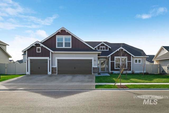 1037 E Springloyd, Meridian, ID 83642 (MLS #98750412) :: City of Trees Real Estate