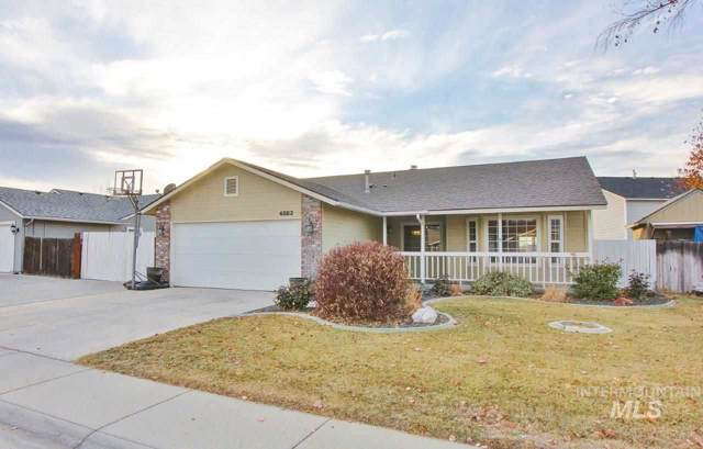 4883 S Rawhide Ave, Boise, ID 83709 (MLS #98750444) :: Team One Group Real Estate