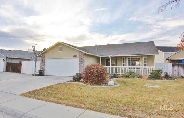 4883 S Rawhide Ave, Boise, ID 83709 (MLS #98750444) :: Juniper Realty Group