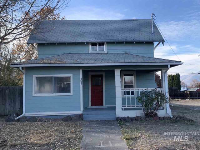 522 9th, Clarkston, WA 99403 (MLS #98750455) :: Navigate Real Estate