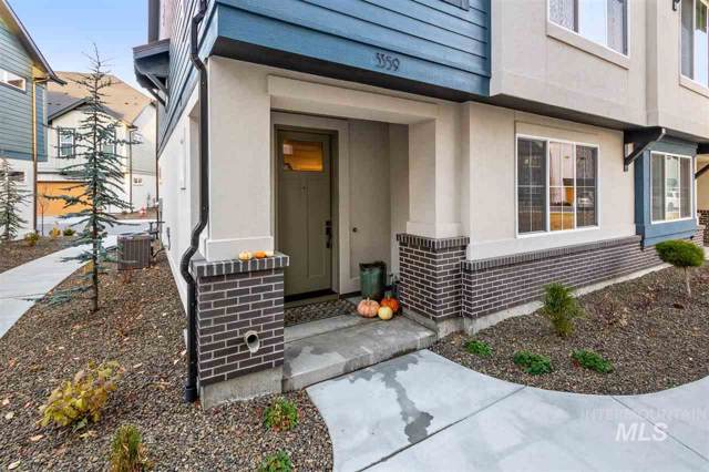 3359 E Exacta Ln, Boise, ID 83716 (MLS #98750476) :: Boise River Realty
